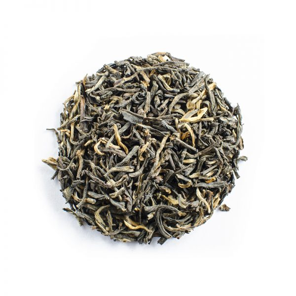 Organic Black Golden Monkey Tea