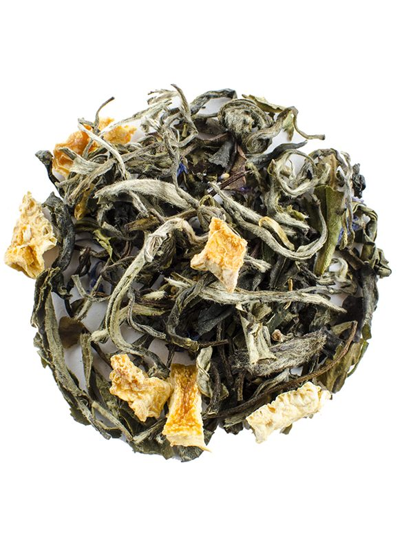 White Mandarin Tea