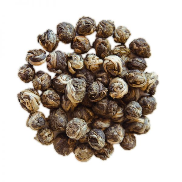 white tea, white pearls, hand rolled tea, teavana white tea, hand picked white tea, best white tea, low caffeine tea, high antioxidant tea, healthy white tea, dieters tea, cold care tea, tea for health